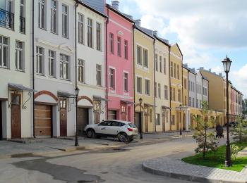 Коттеджный поселок Ивакино-Покровское